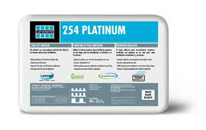 Laticrete 254 PLATINUM Multipurpose Thinset Mortar