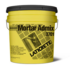 Laticrete 3701 Latex Fortified Mortar Bed Admix