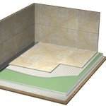 Laticrete HYDRO BAN Sloped Shower Pans
