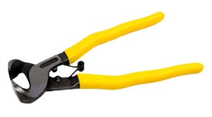 GT28NY - H.D. Carbide Nippers Yellow