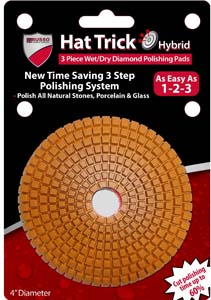 Hat Trick Polishing Pad in Package Image 1