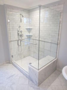 Installing A Ceramic Tile Shower Seat