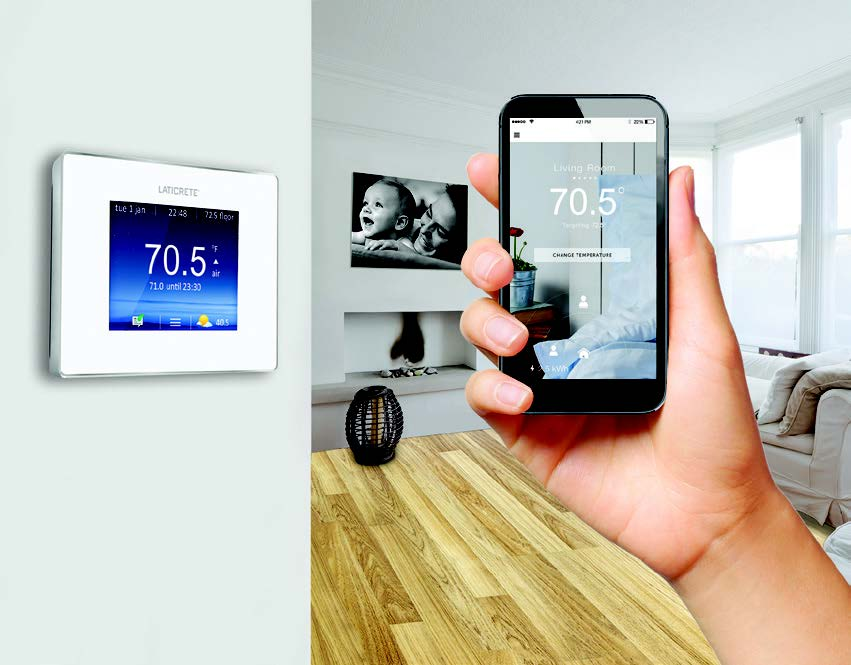 Laticrete STRATA HEAT Thermostat