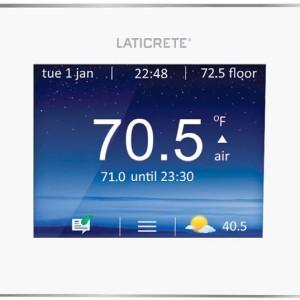 Laticrete Floor Warming Digital Thermostat Programmable