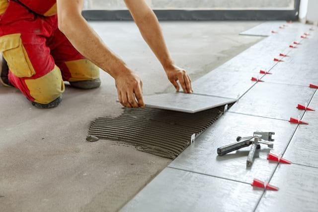 Common Mistakes in the Placement of Ceramic Tiles