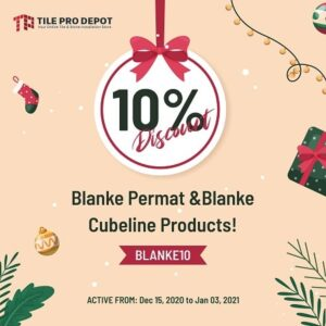 Offers on Blanke Permat & Blanke Cubeline Products