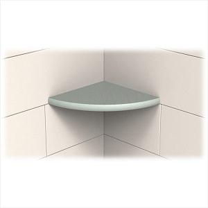 TileWare Boundless Series Tee Hook For Corner Shelves
