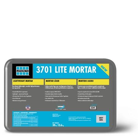 LATICRETE 3701 Lite Mortar