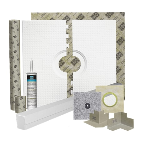LATICRETE HYDRO BAN Shower Pan Kit