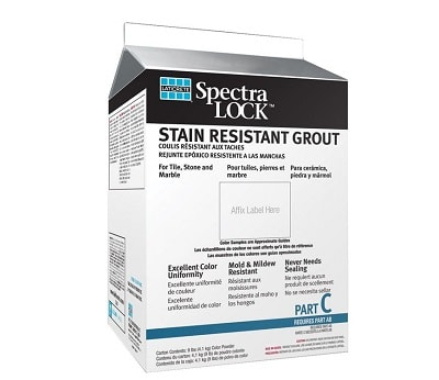 SPECTRALOCK Grout Part C Powder