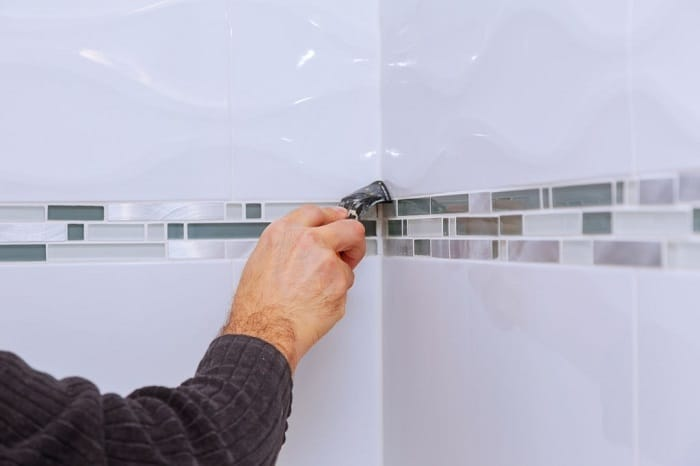 How to Remove Caulk from Tile and Grout